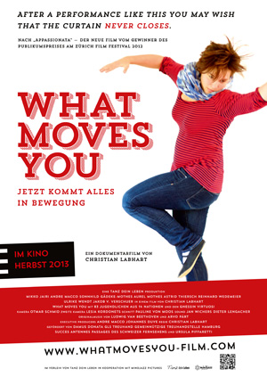 what moves you - der film: download