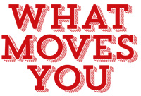 Logo What Moves You Film